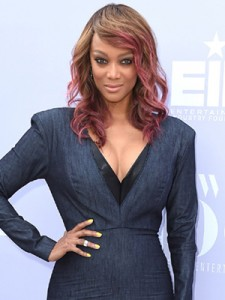 Tyra Banks Welcomes Child via Surrogacy